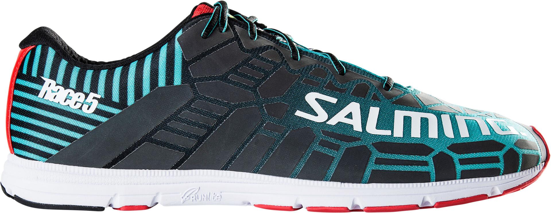 Salming Salming Salming M's Race 5 Shoes Ceramic Grön 4ebdad